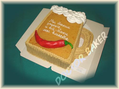 Товаров → необычные торты → торт 1018