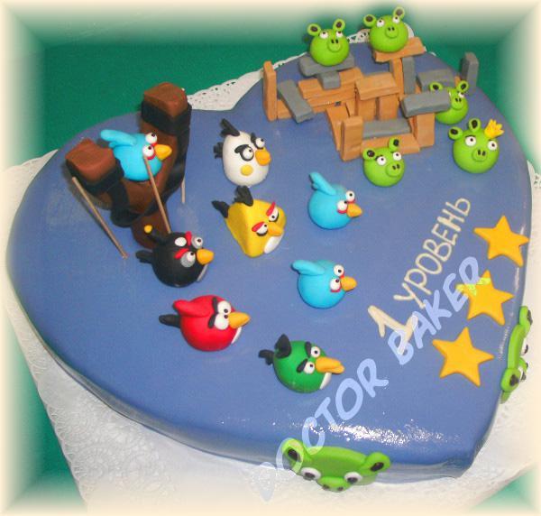 Торт на день рождения 40 лет фото 1