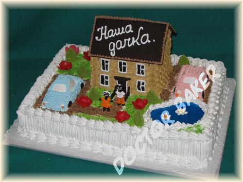 Свадебный торт черно-белый фото 9