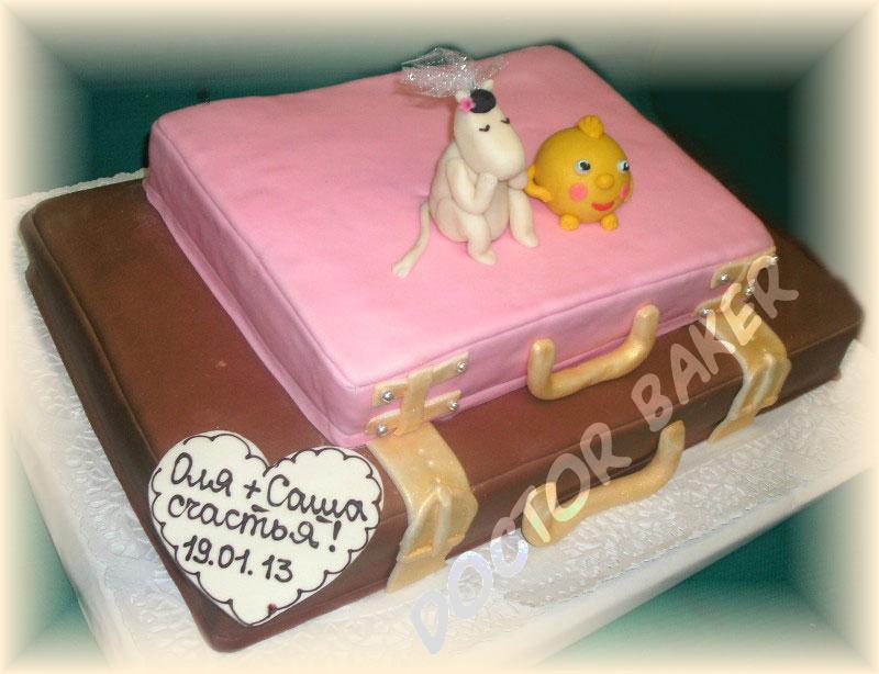 Коллекция рецептов тема птица торт