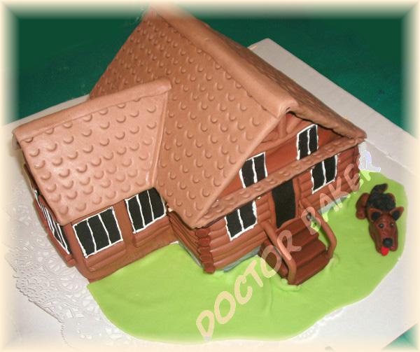 Шоколадный торт с блинов фото 7