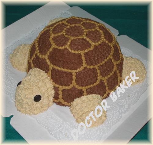 Как сделать торт черепаху в домашних условиях