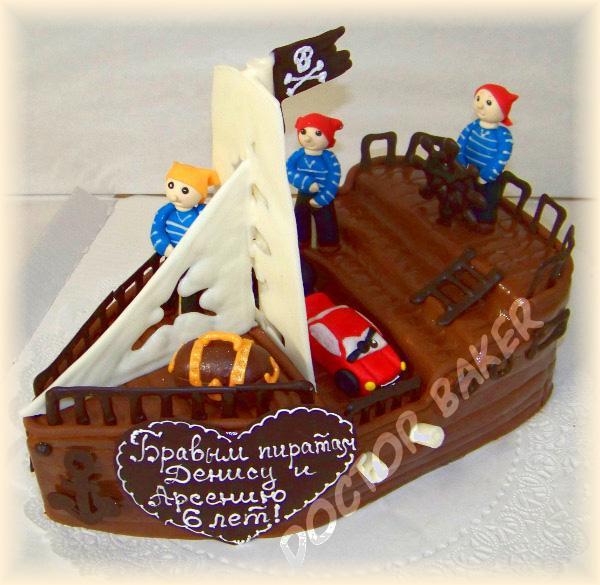Торт детский заказ москва
