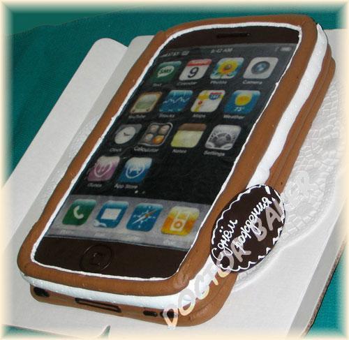 Бисквитный торт со сметаной