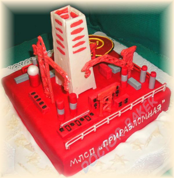 Заказать этот корпоративный торт