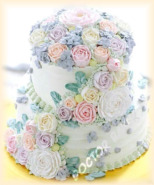 Заказать этот свадебный торт