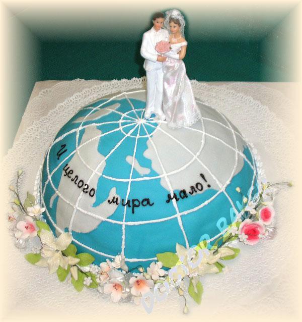 Заказать свадебный торт в домодедово на